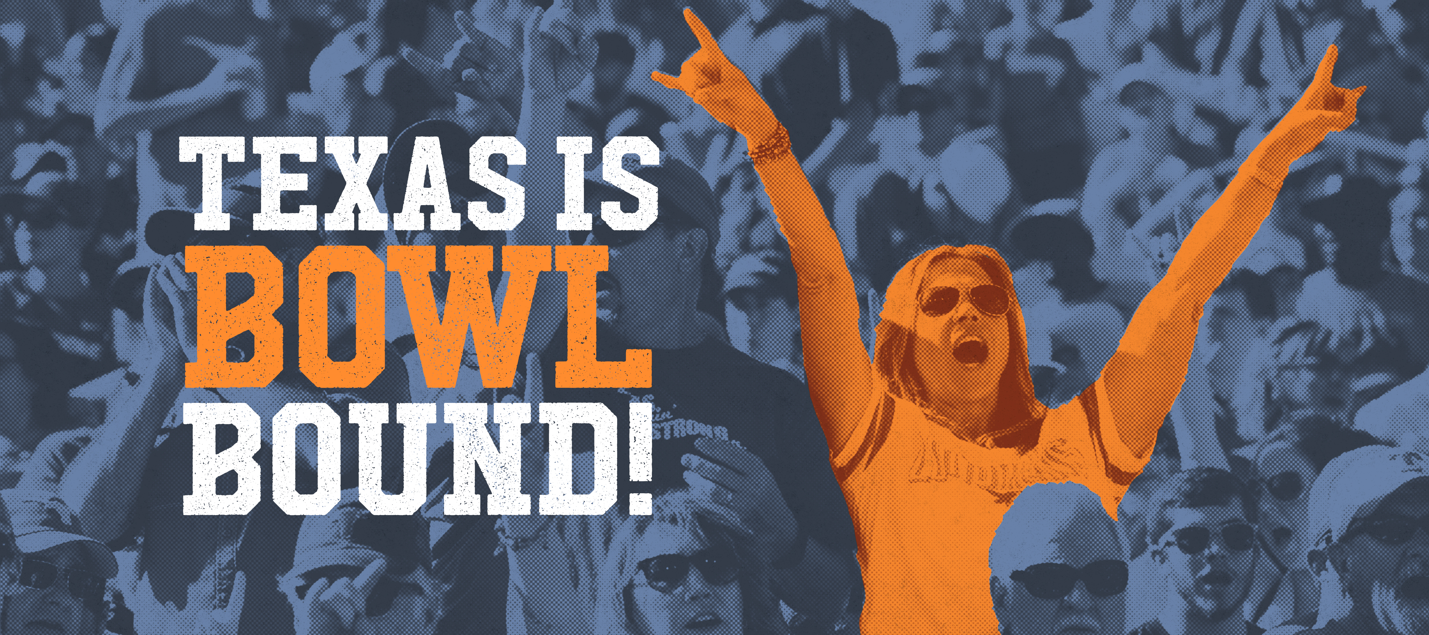 Texas Is Bowl Bound!