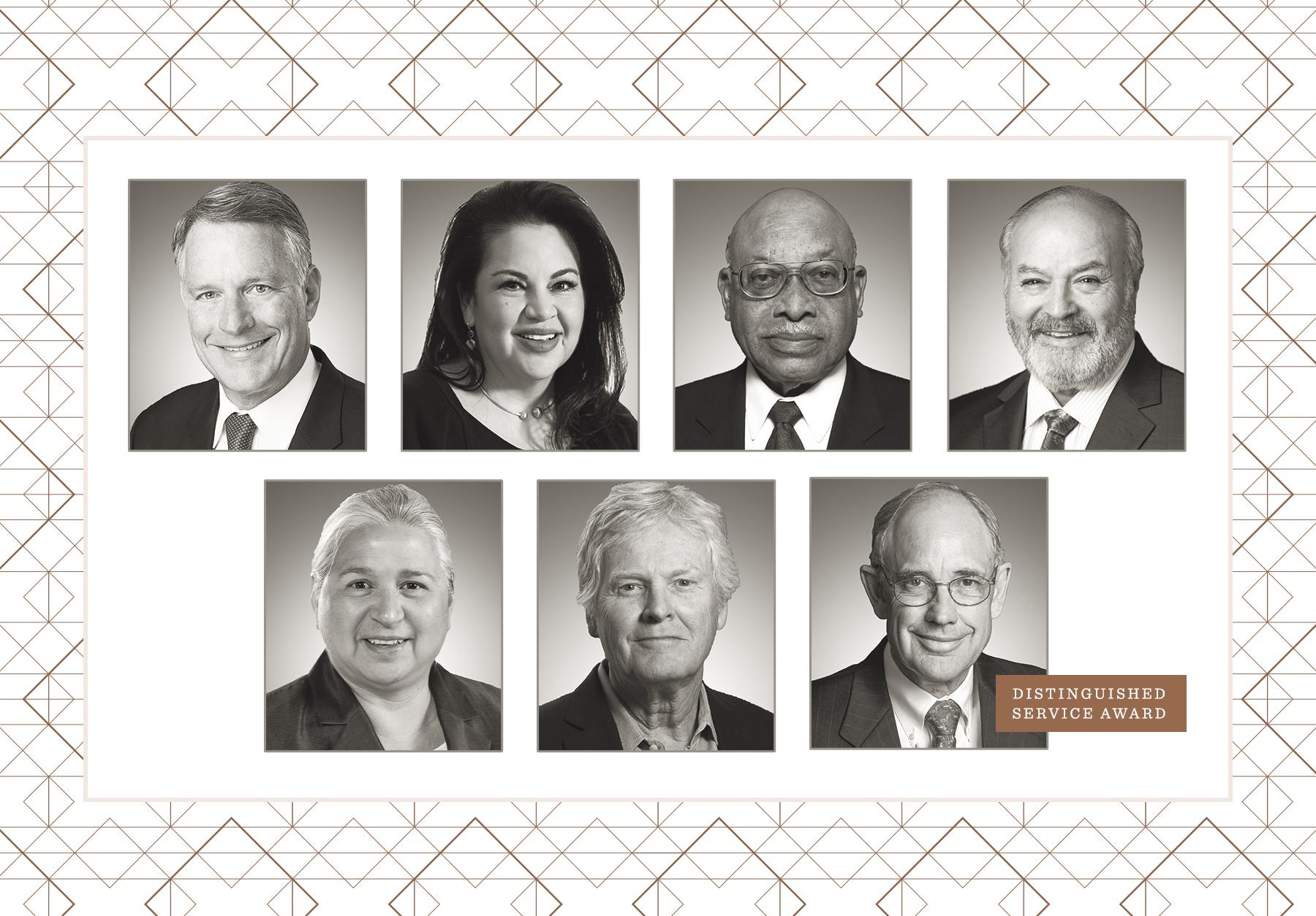 Distinguished Alumnus Award | Texas Exes