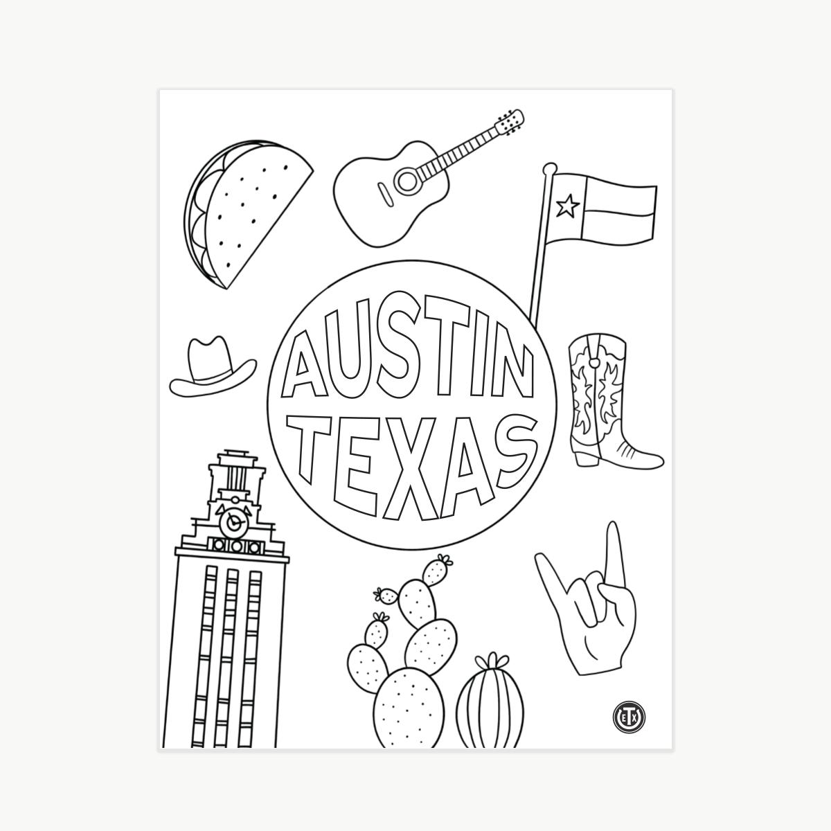 Sam Houston coloring page | Sam houston, Coloring pages, Color | 1200x1200