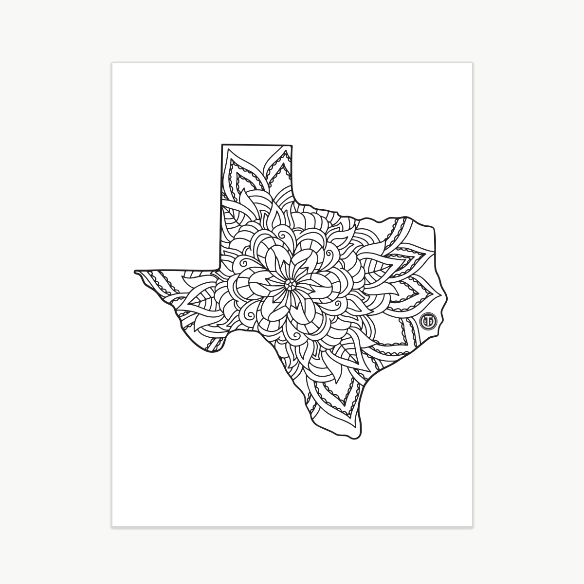 Stars | Free Printable Templates & Coloring Pages | FirstPalette.com | 1200x1200