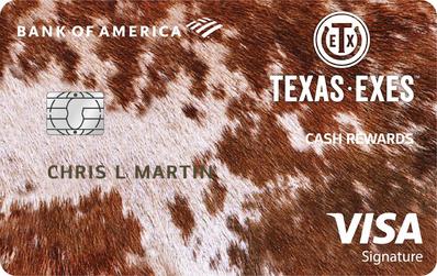 Credit Card Texas Exes