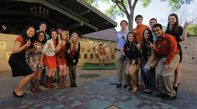 2013 Forty Acres Scholars