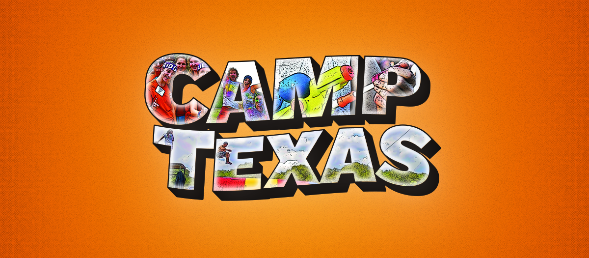 Camp Texas Cover