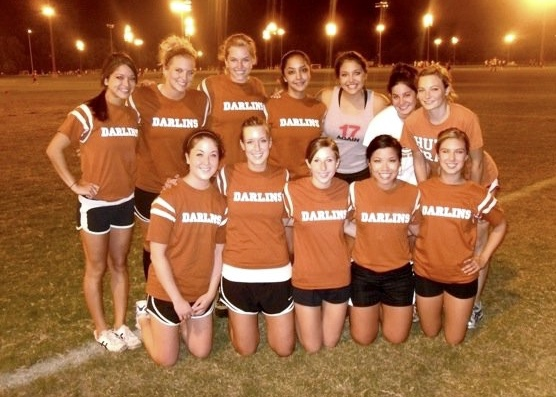 Texas Exes Darlins Team