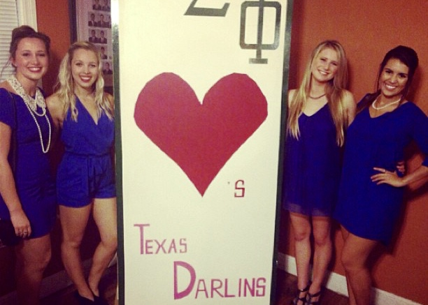 Texas Exes Darlins Social