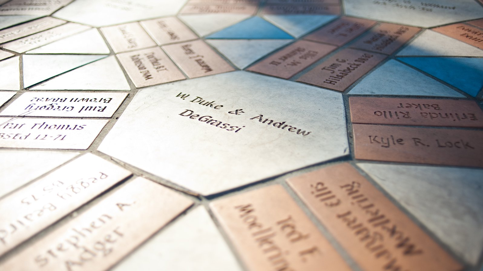 Tiles and Plaques
